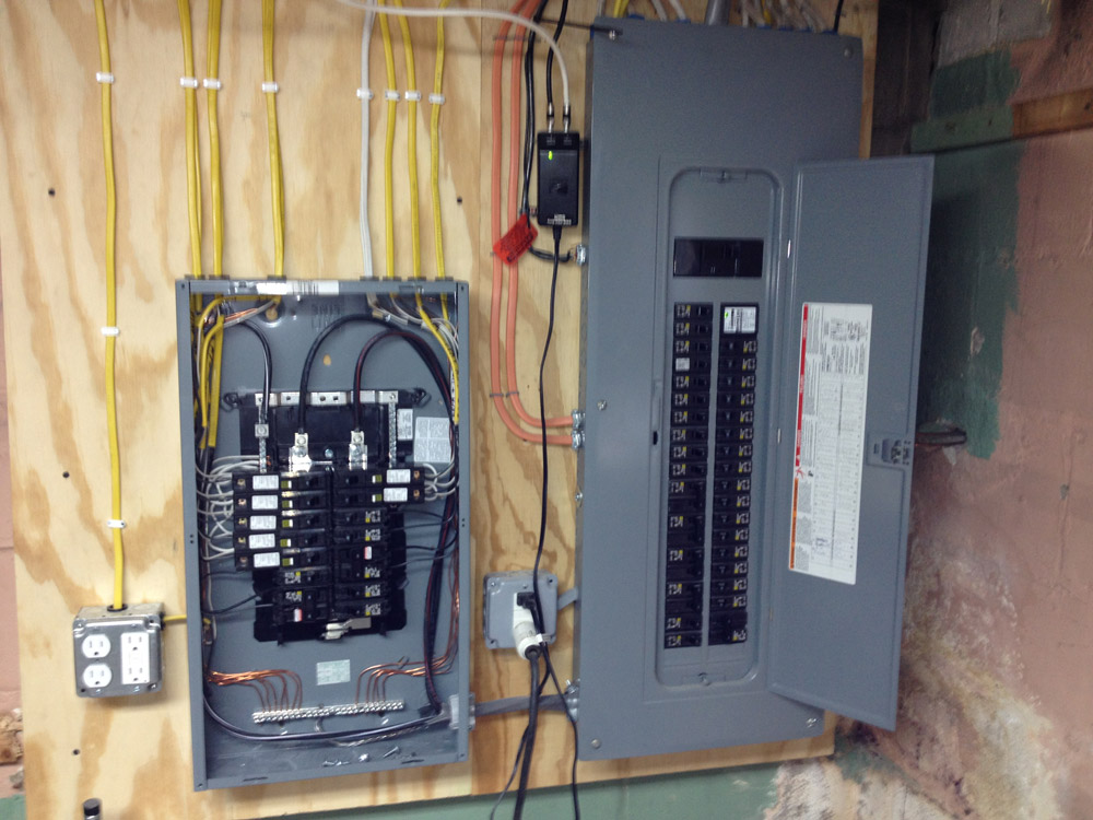 should i install a sub panel pacific star electric rh pacificstarelectric ca how to wire a sub panel wiring a subpanel in a detached garage